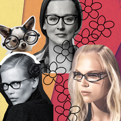eyewear trends 2016  The Best Eyewear Trends for 2015-2016
